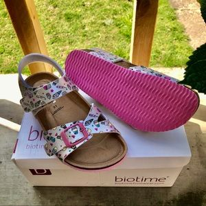 Biotime May Ice Cream Sandals Size 13T